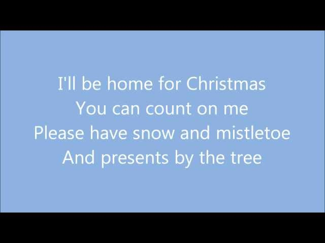 ill be home for christmas lyrics - I Ll Have A Blue Christmas Lyrics