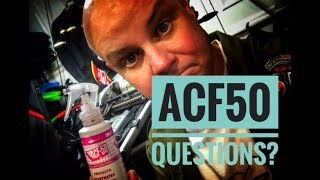 How to apply ACF50 - Your questions answered