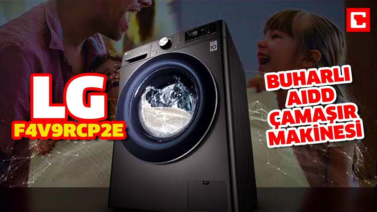 LG 2020 Buharlı AIDD Çamaşır Makinesi (F4V9RCP2E) İnceleme