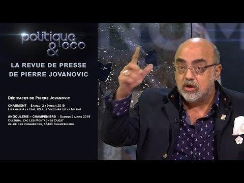 Politique-Eco n°197 avec Pierre Jovanovic : la loi du 3 janvier 73 en question
