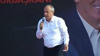Muharrem İnce'den Erdoğan'a: Sevim Tanürek cinayetini açalım mı?