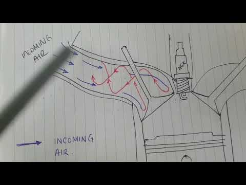 Intake resonance tuning