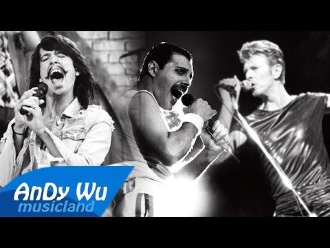 David Bowie & Queen & Eric Nally - Under Pressure / Downtown (feat. Ryan Lewis & Macklemore)