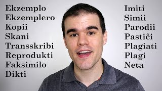 Copy That in Esperanto