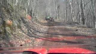 3/12/11 Mt. Hope SXS Video 2