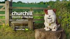 Churchill: Soft Top Car TV Advert 2016