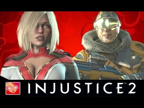 Thumbnail: Injustice 2 - All Flirtiest Intro Dialogues [UPDATED]