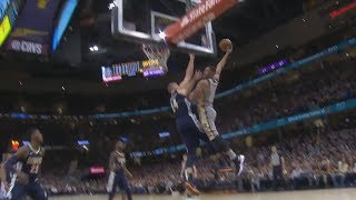 Larry Nance NASTY Poster Over Mason Plumlee! Cavaliers vs Nuggets!