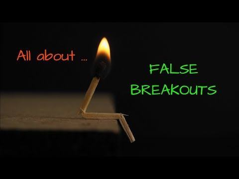 False Breakouts