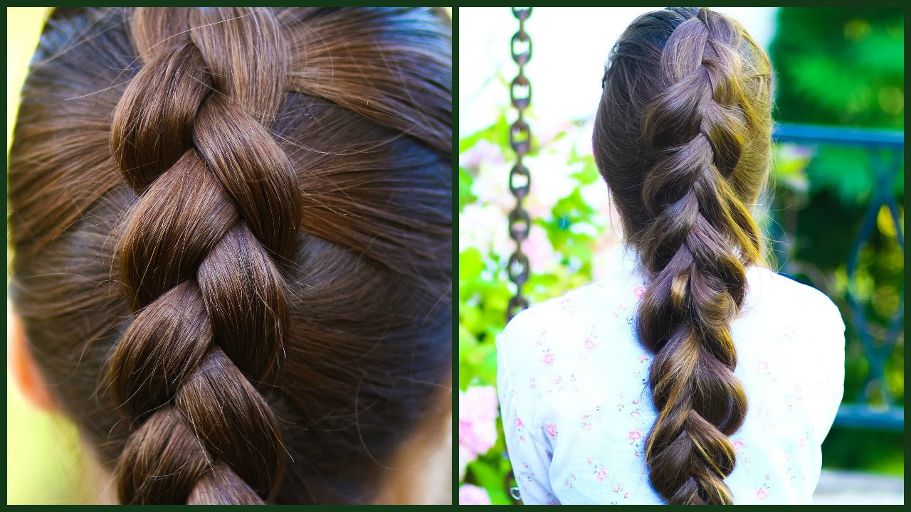 How To DUTCH BRAID for...