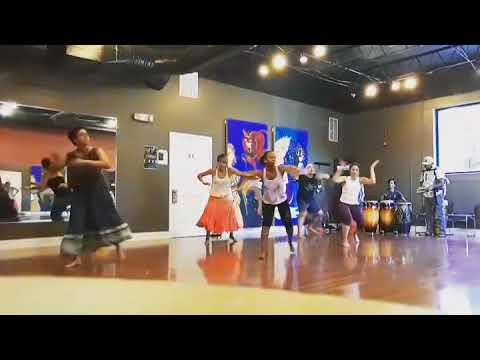 Afro Brazilian Dance and Music Workshops - Iansa