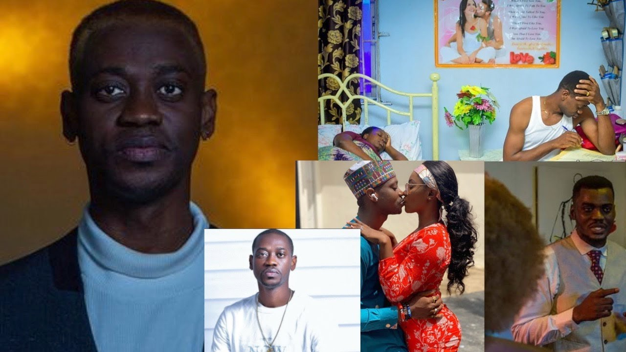 Download Lateef Adedimeji And His Woman Cause Serious Trouble With Their Lovemaking