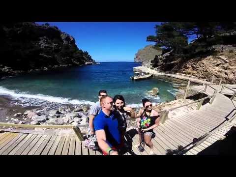 Majorca May 2015  GOPRO HERO 720p  Full Video