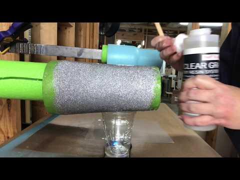 Glitter Tumbler Series: Episode 3a: Epoxy on Loose Glitter Tumbler
