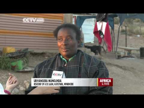 Slum Life in Namibia