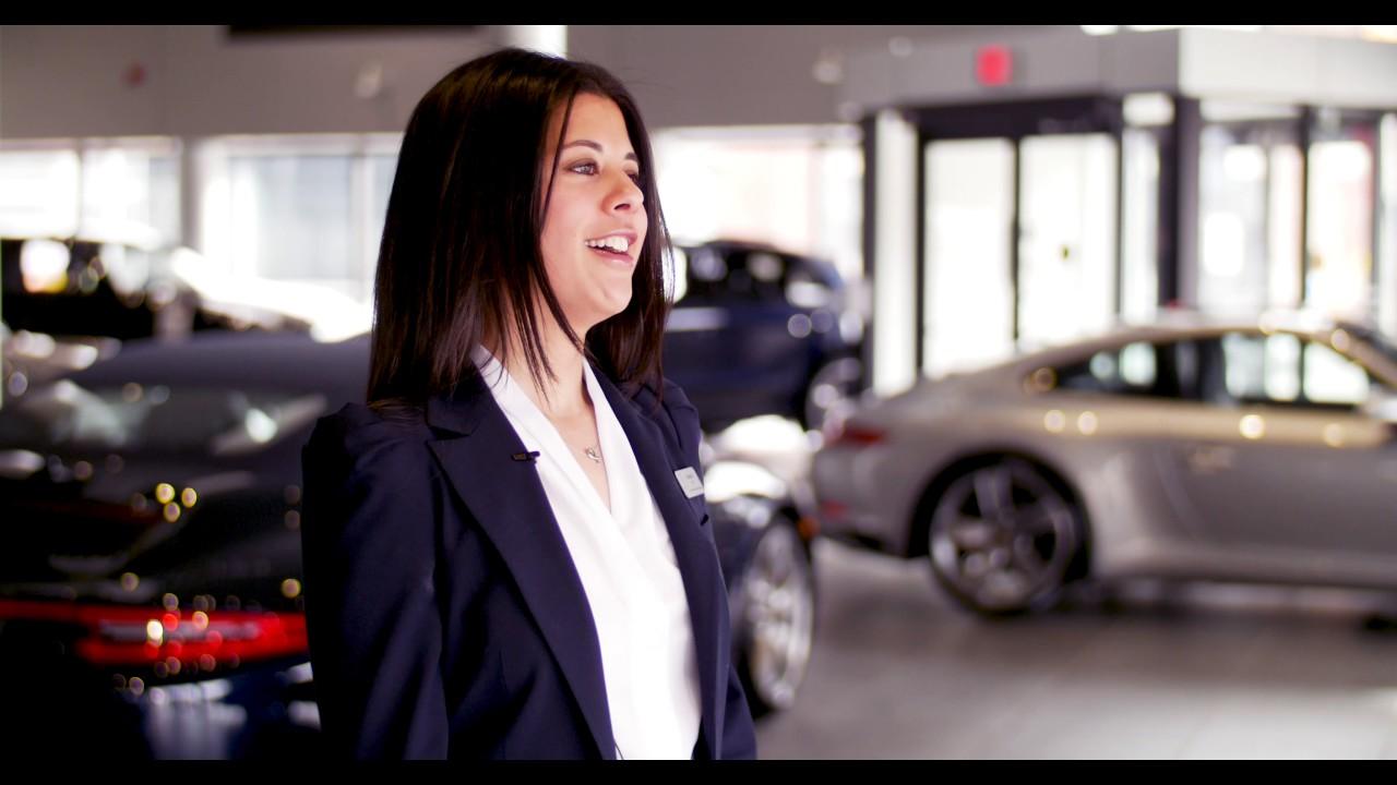 Downtown Porsche Team - Meet Amanda Sarju - YouTube