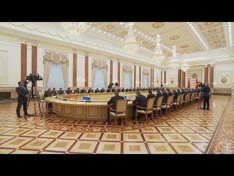 Лукашенко озвучил проблемные вопросы в правоохранительной сфере
