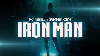 KC Rebell x Summer Cem - IRON MAN [official Video]