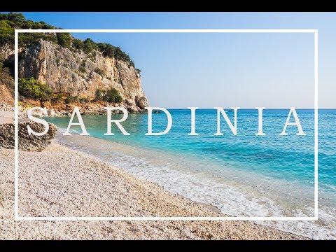Best Beaches & Places to see - SARDINIA & LA MADDALENA 4k