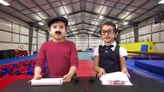 Cheerleader Auditions / Kids Skits / Kids Creative World