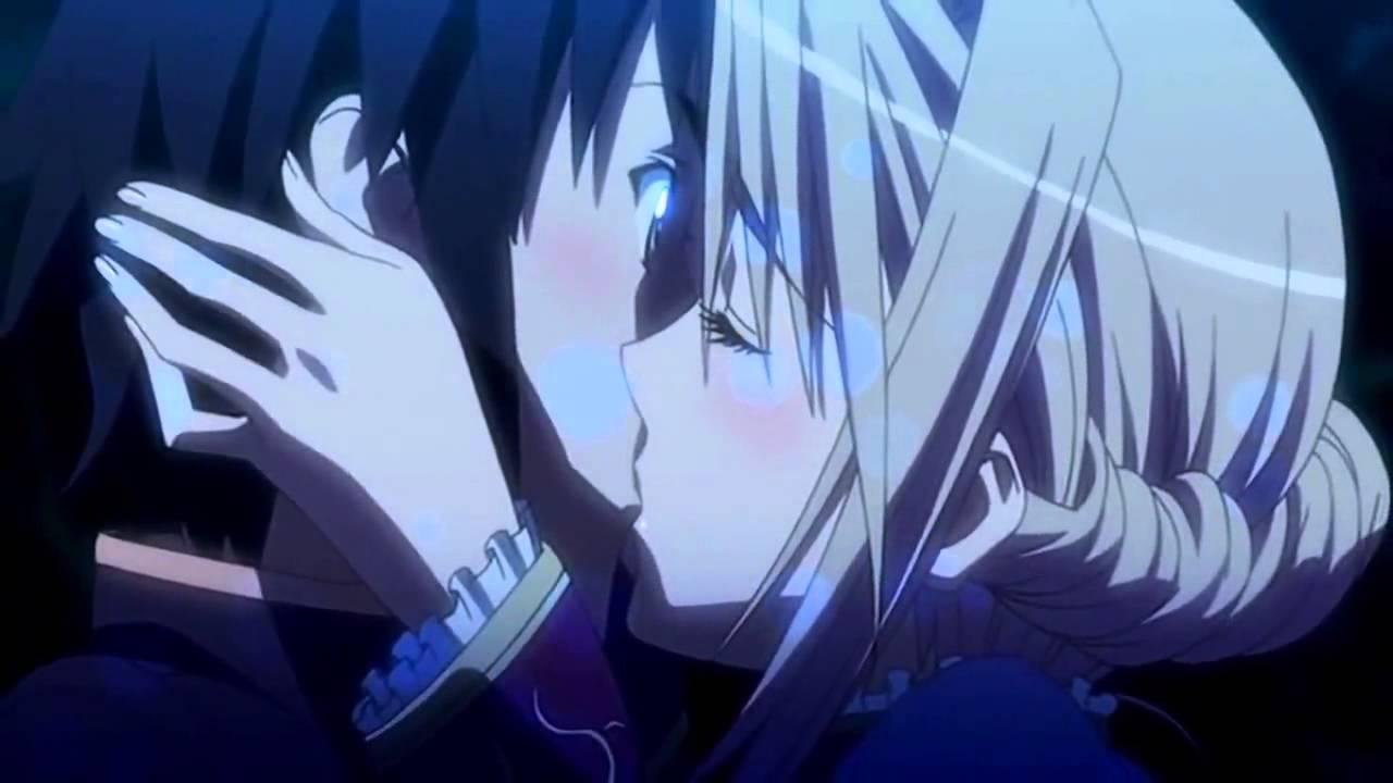 anime scenes Best kiss