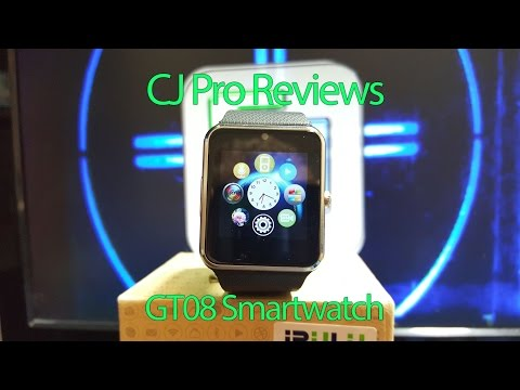 GT08 Cheap $10 Smartwatch Review