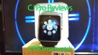 GT08 Cheap $10 Smartwatch Review