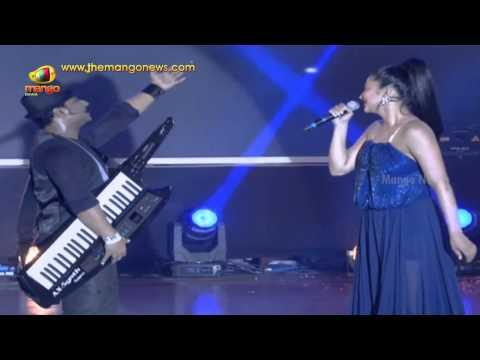 Shruti Haasan Sings Jagore Jago Live at Srimanthudu Audio Launch Function | Devi Sri Prasad