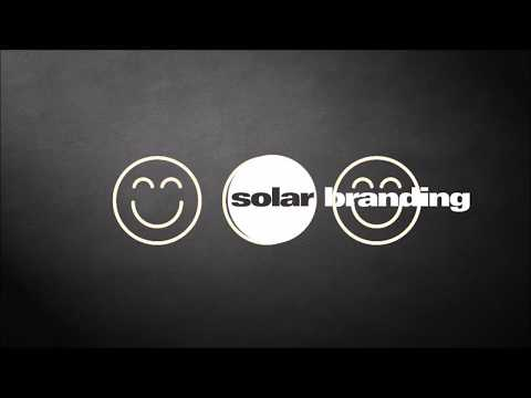 Solar Branding - Marketing On Demand