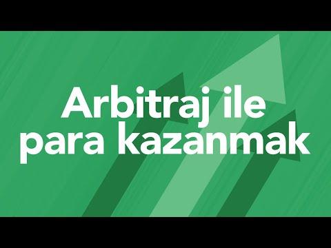 ARBİTRAJ İLE PARA KAZANMAK - BITCOIN VE DİĞER KRİPTO PARALAR