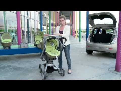 I-Move: the stroller that turns 360°