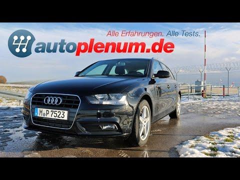 Audi A4 Avant B8 Test (2007 - 2015) – autoplenum.de