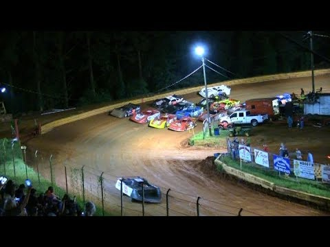 Limited Sportsman @ Toccoa Raceway August 4th 2018