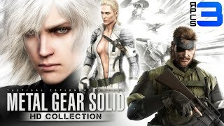 Metal Gear Solid HD Collection - RPCS3 TEST 2 (InGame / Playable)