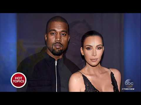 Kim Kardashian: Give Husband As Much Attention As The Kids  The View
