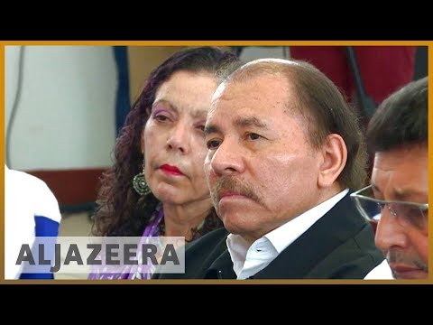 🇳🇮 Nicaragua's Ortega called a 'murderer' in talks with protesters | Al Jazeera English