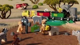 BRIO World - Welcome to the Safari