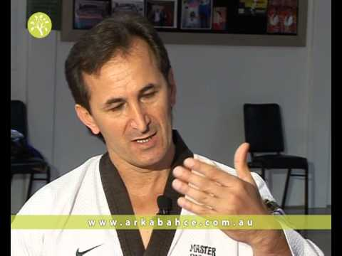 Rıdvan Manav (Australian Martial Arts Academy)
