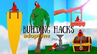 5 Custom Parrot Design Ideas & Building Hacks (Roblox Adopt Me)