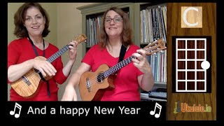 We Wish You a Merry Christmas Ukulele Tutorial - 21 Songs in 6 Days: Learn Ukulele the Easy Way