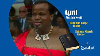 Eswatini Calendar of Events thumbnail