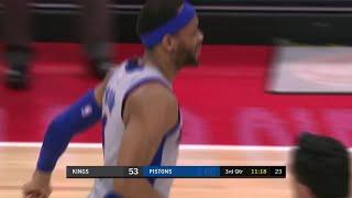3rd Quarter, One Box Video: Detroit Pistons vs. Sacramento Kings