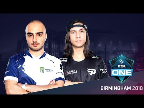 Dota 2 - paiN vs Team Liquid - Game 3 - Group B Decider Match - ESL One Birmingham 2018 Day 2