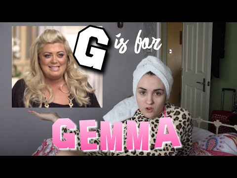 Learn the Alphabet with Gemma Collins