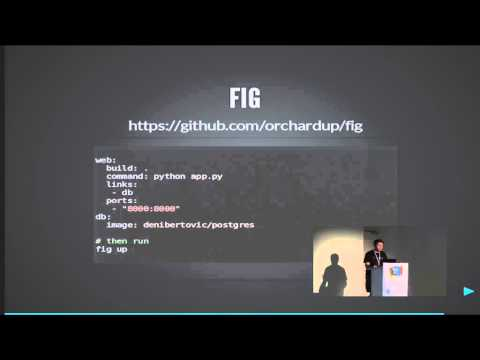 Image from Supercharge your development environment using Docker