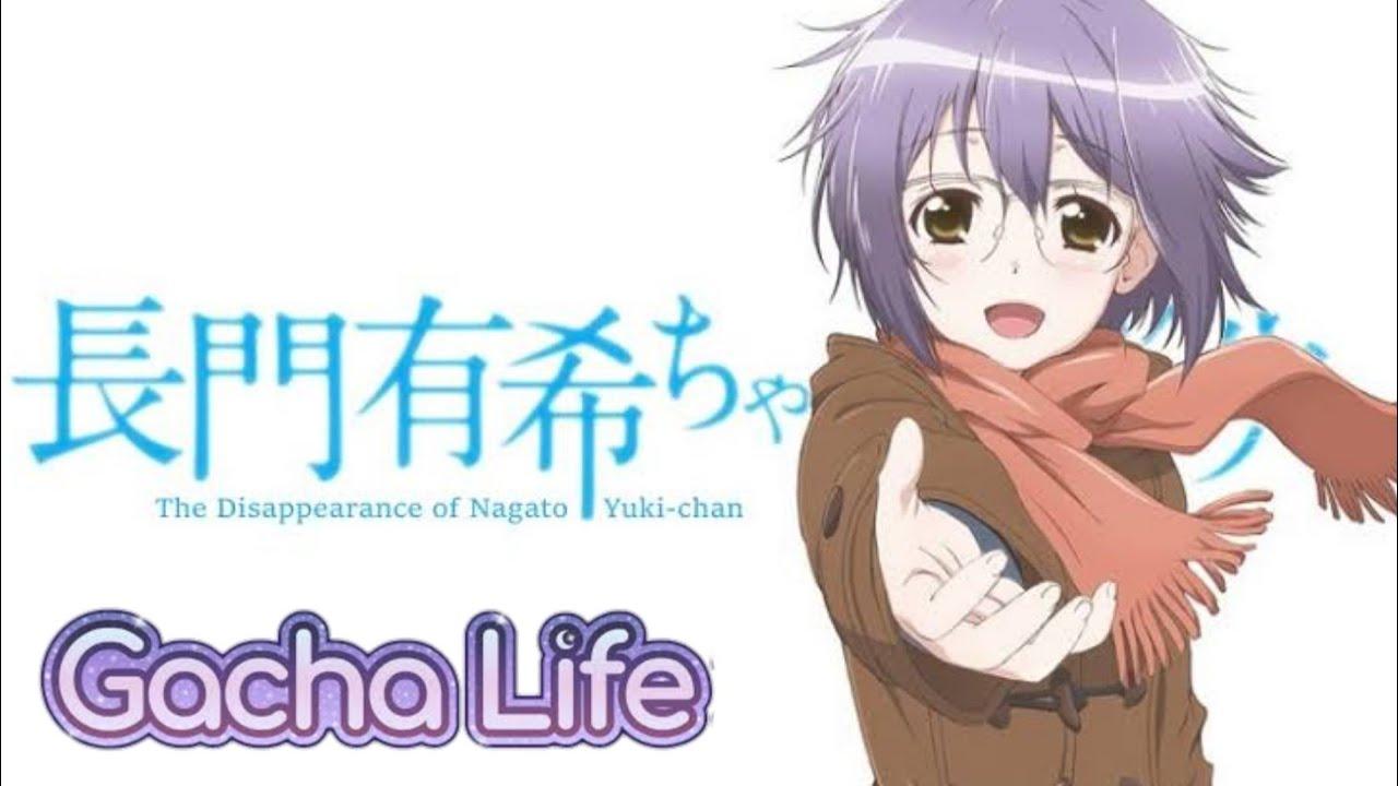 Minori Chihara Arigatou Daisuki GachaLife (Gacha Music Video) Nagato-Yuki Chan no shōshitsu ending.