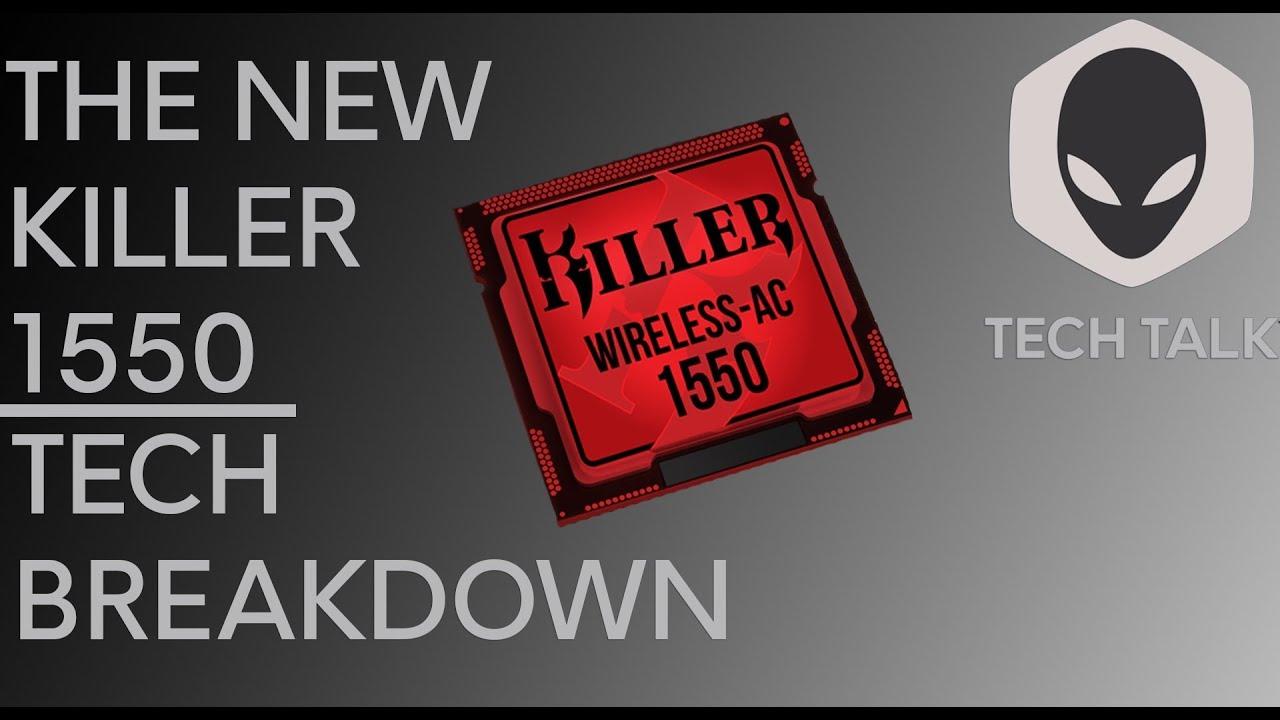 Tech Talk | The New Killer 1550 Tech Breakdown S4E1