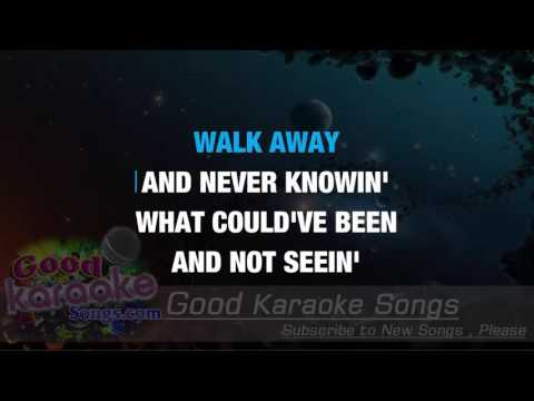 What Hurts The Most - Rascal Flatts ( Karaoke Lyrics )