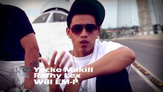 K-Sur (Rafhy Lex & Yecko Makill) Preview Fina Music 2013, Production By Will EM-P