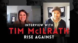 Interview with Tim McIlrath (Rise Against)